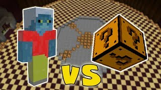 STEVE DO MAL  VS. LUCKY BLOCK ANIMATED (MINECRAFT LUCKY BLOCK CHALLENGE EVIL STEVE)