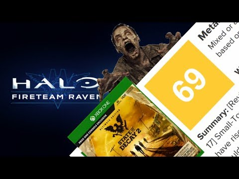State Of Decay 2 Reviews Flop HARD, NEW Halo Fireteam Raven Game, Inside Xbox Episode 3 - Xbox News