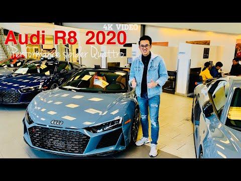 Chiếc Xe Đỉnh Nhất Của Audi || Audi R8 2020 Performance Spider Quattro Review || Xe Audi R8 Đắc Nhất