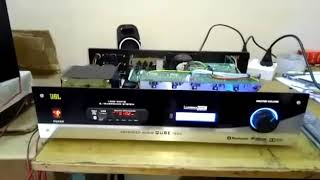 5.1 optical and coaxial amplifier with BT