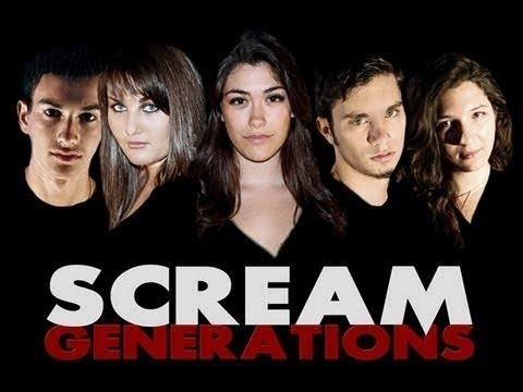 Scream Generations full film