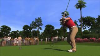 Tiger Woods PGA Tour trailers (2011-2014)