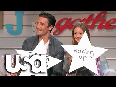 Big Star Little Star  Actor Gilles Marini Has Trouble With His Smelly Dog  USA Network