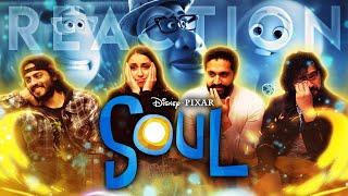 Disney Pixar's Soul - Normies Group Reaction