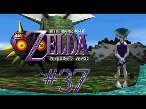 [Detonado Completo 100%] Zelda: Majora's Mask #37 - GREAT BAY TEMPLE