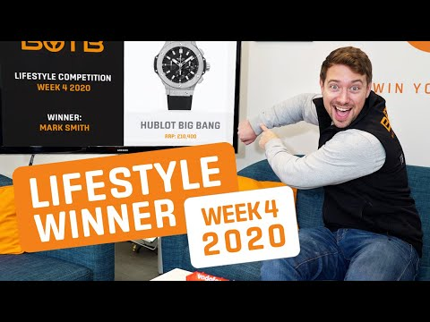 botb-lifestyle-competition-winner!-mark-smith-–-hublot-big-bang-–-week-4-2020