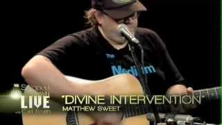 "Matthew Sweet ""Divine Intervention"" From Stripped Down Live"