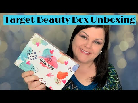 Target February Beauty Box Unboxing | مصر VIZION LV