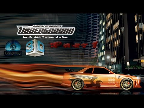 Need for Speed Underground - Part 1 - Longplay - 3D