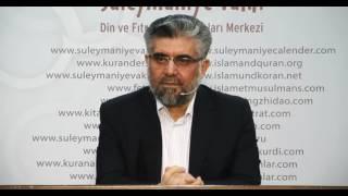 Kuran Sohbetleri Nisa Suresi 15-16.Ayet-Abdülaziz BAYINDIR