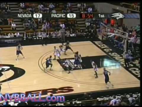 Nevada Basketball Institute Presents Armon Johnson