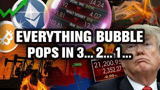 The Everything Bubble Will POP In 2 Weeks! Here's Why!