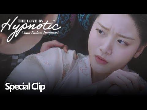 The Love By Hypnotic (Cinta Dalam Imajinasi) | Special Clip Ingin Dicium | 明月照我心 | WeTV 【INDO SUB】