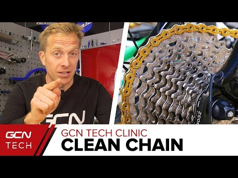 How Do I Keep My Chain Super Clean? | GCN Tech Clinic