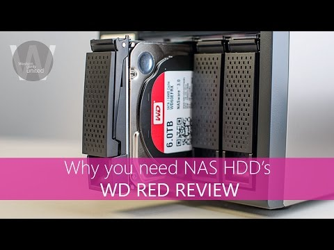Why you need NAS Hard Drives WD RED REVIEW