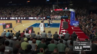 Cleveland Cavaliers Season Gameplay