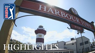 Highlights | Round 1 | RBC Heritage