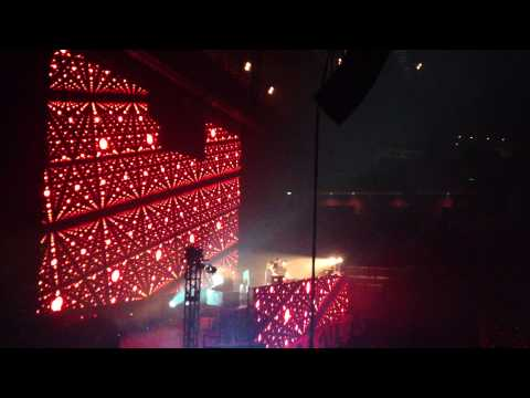 Swedish House Mafia - One Last Tour @ Singapore - Calling