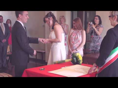 Iris+Massimo Wedding