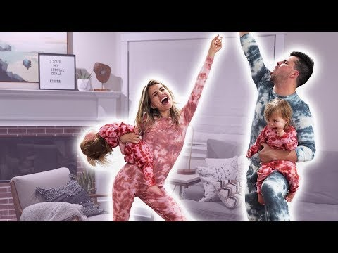 FAMILY DANCE PARTY CHALLENGE