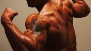 How To Build Traps Without Weights - (hanging Bodyweight Shrugs) Big Brandon Carter