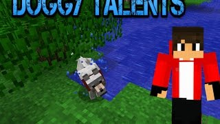Мод на Minecraft 1.6.4 DOGGY TALENTS