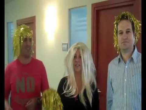 Purim 2012 -- Vision Group