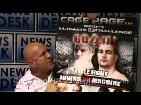 Dave talks about Alex Reid's fight and future s