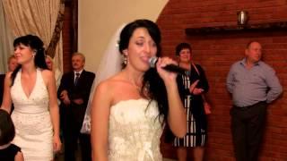 Рэп на свадьбе для жениха