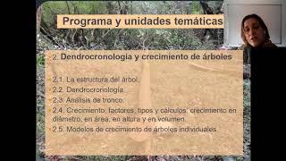 Clase00 Dendrometria