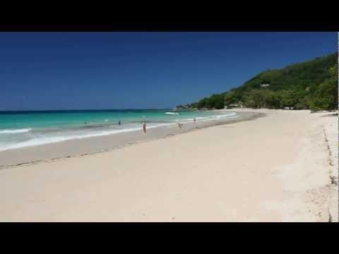 Seychelles - Beau Vallon beach