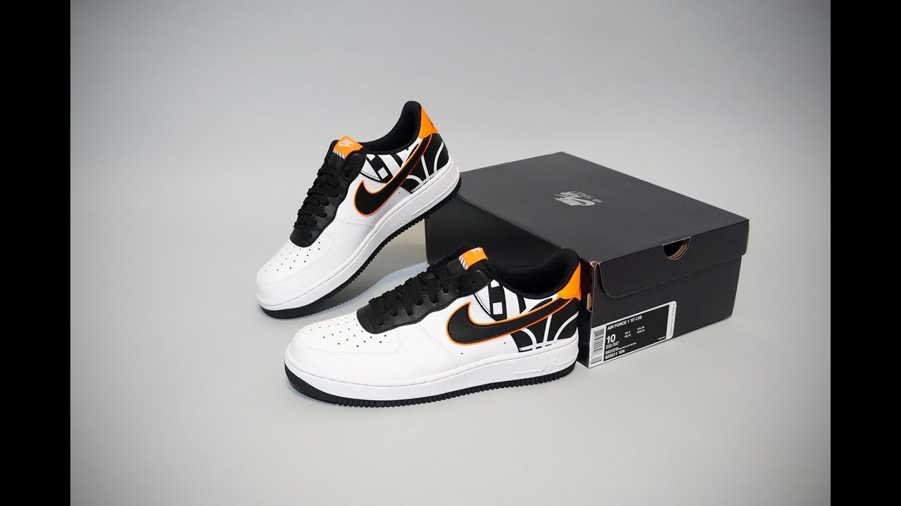 Nike Air Force 1  07 Lv8 823511-104 - YouTube 4a629ffbe