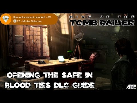 rise of the tomb raider blood ties how to start