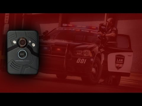PatrolEyes HD Elite SC-DV6 Infrared Police Body Camera Footage