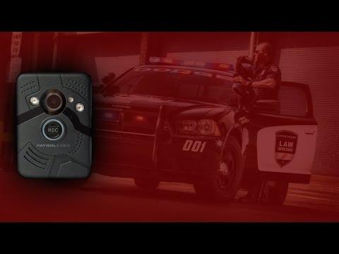 PatrolEyes HD Elite SC-DV6 Infrared Police Body Camera Footage