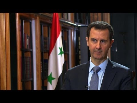 Syrian President Assad in exclusive AFP interview