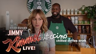 NEW Starbucks F**k-it-Ccino