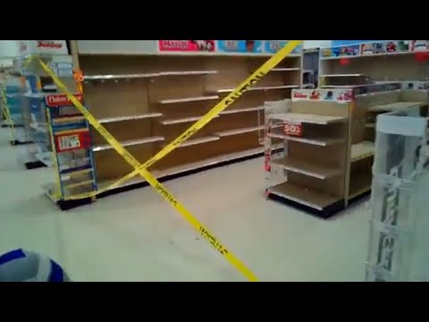 "Toys ""R"" Us Closing In Monaca, PA Update #4 (So Many Empty Shelves and Closed Aisles)"