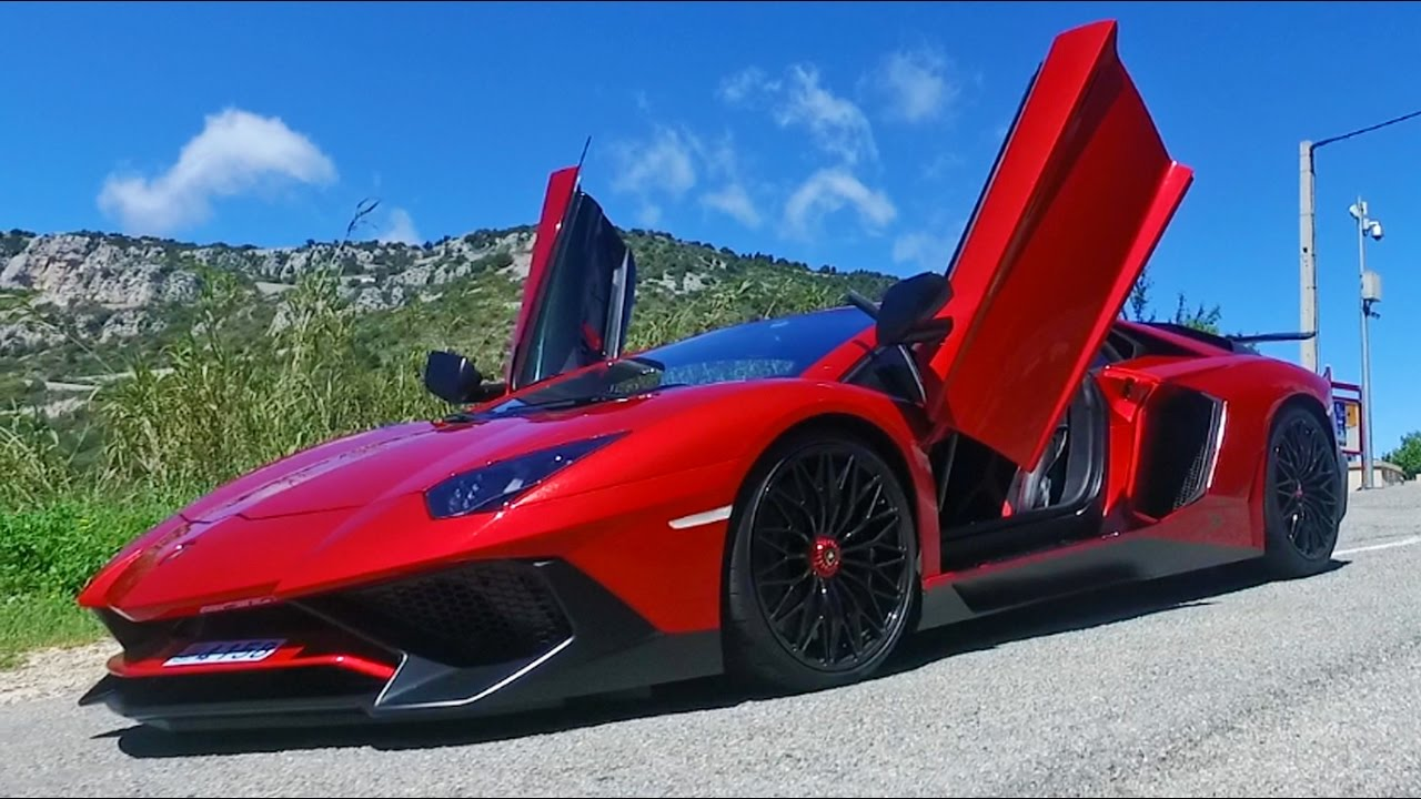 why it 39 s worth the money lamborghini aventador sv doovi. Black Bedroom Furniture Sets. Home Design Ideas