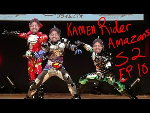 Japanime Talks: Kamen Rider Amazons Season 2 Episode 10