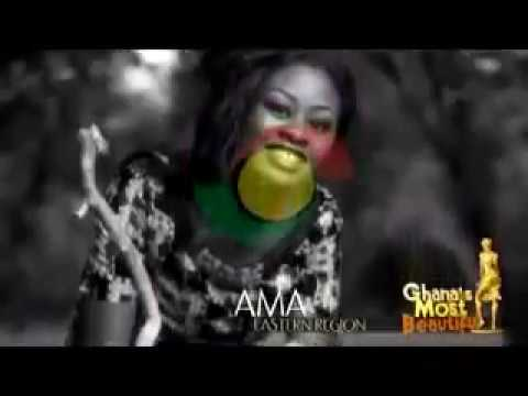 Ghana's Most Beautiful season VIII Theme song