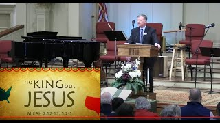 January 10, 2021 Service [Trimmed] at First Baptist Thomson, Streaming License 201531172