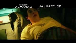 Paramount Pictures: Project Almanac Movie - Change