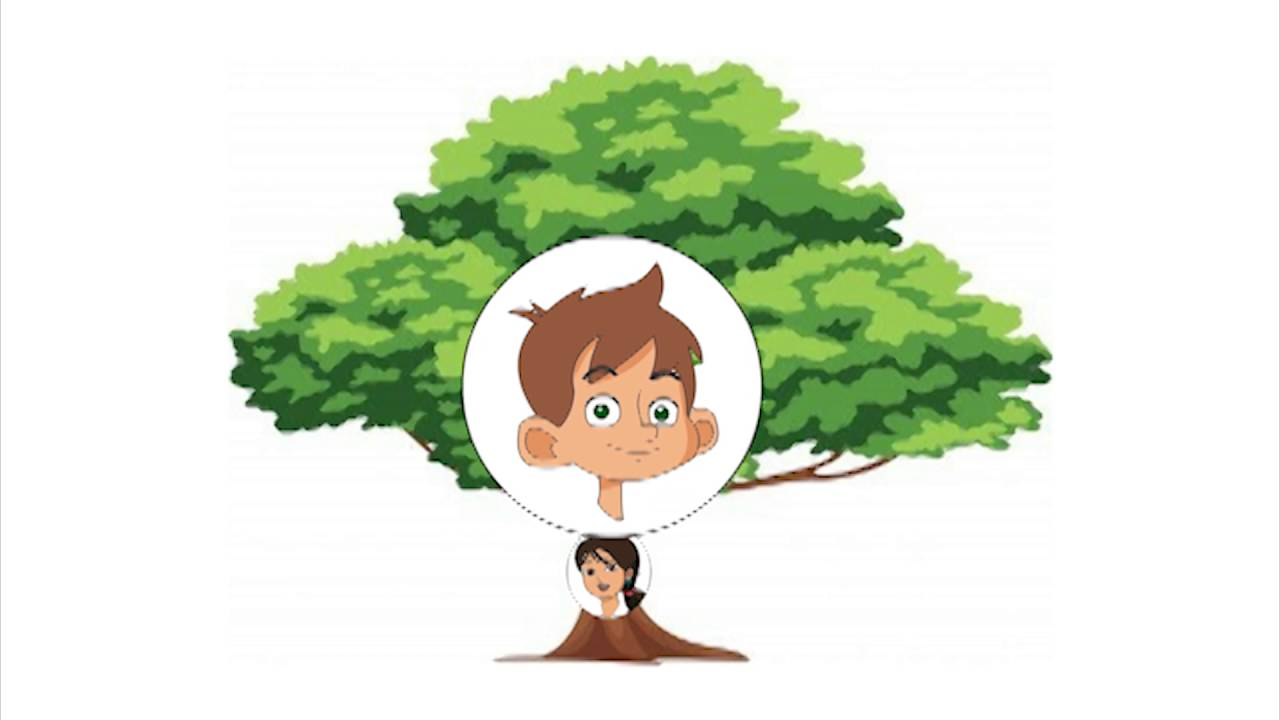 Flash Animation Family Tree