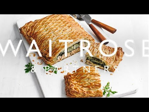 Salmon En Croute Waitrose And Partners Youtube