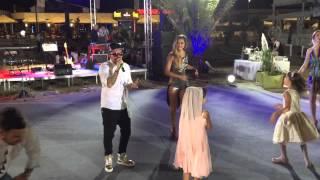 Andeeno Damassy Jimmy Dub Jessica D Ese Amor Live Wedding Mamaia Beach