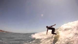 Rusty Surfboard Hustler Demo From Hansen