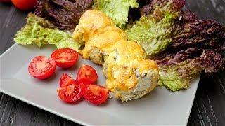 Кабачки с курицей в духовке - Рецепты от Со Вкусом