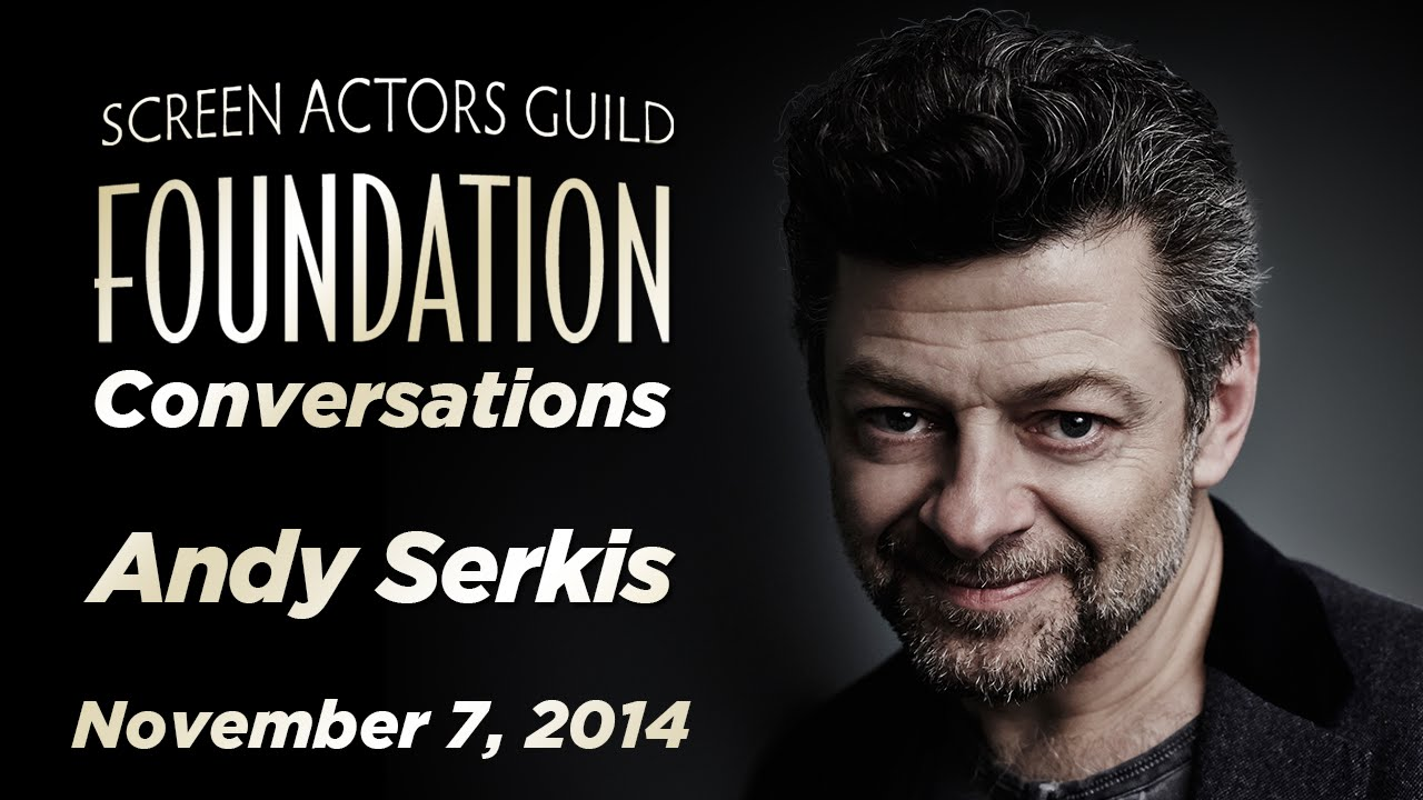 Download Conversations with Andy Serkis