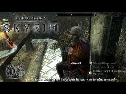 Lets Play TES Skyrim [von SnakebITe] - #06 Der Pelagius Flügel